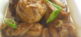 Green chilly chicken , Andhra special