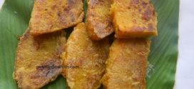 Pumpkin phodi /fritters