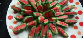 Kaju watermelon,Diwali special