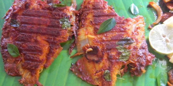 Lepa tawa fry / Sole fish tawa fry