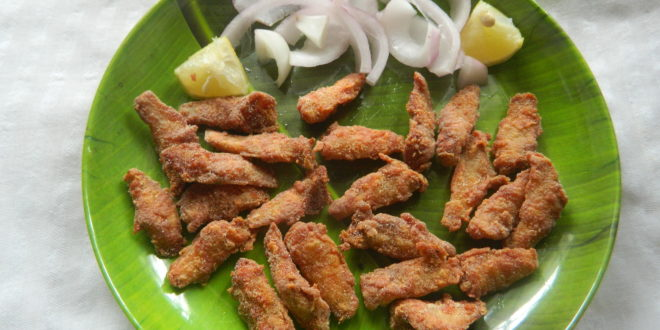 Bounshe fry / Anchovies fry