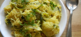 Instant methi and vegetable biryani