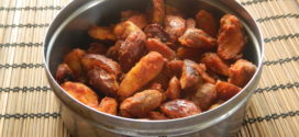 Bikand thallale/ Jackfruit seeds fritters