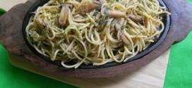 Mushroom Spaghetti