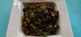 Bhendi chi bhaji,Maharastrian special
