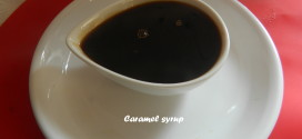 How to make caramel syrup ?
