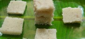 Coconut burfi/ Kobri Mithai/Nariyal ki burfi