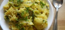 Instant methi and vegetable biryani