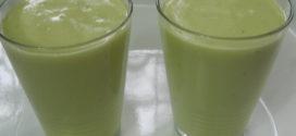 Avacado Milkshake